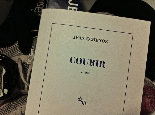 Jean Echenoz «Courir»