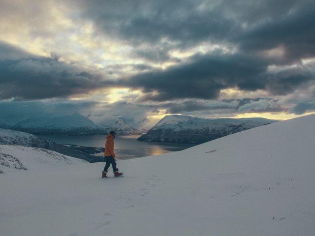 ski-rando Alpes Lyngen