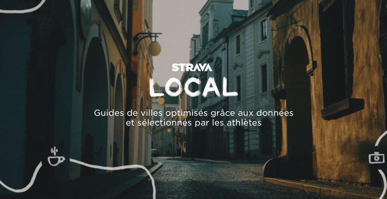Local Guide Strava