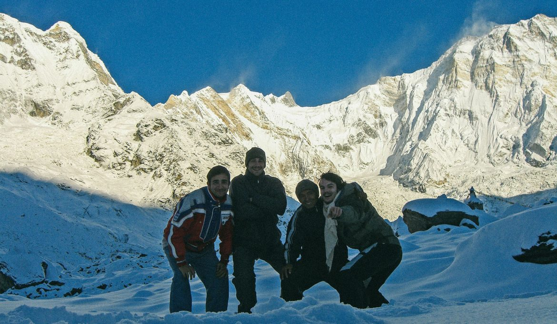 Trekking Népal