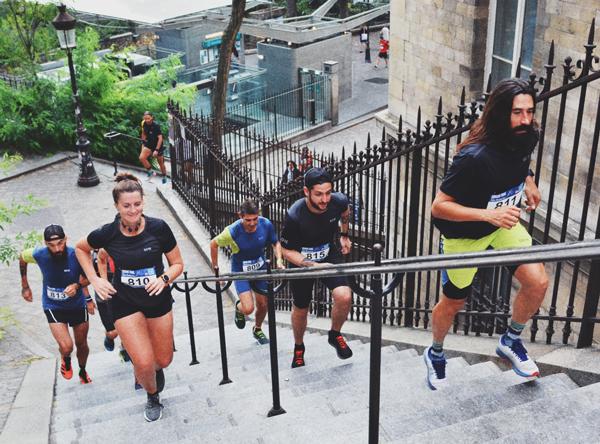 Urban Trail de la Butte Montmartre
